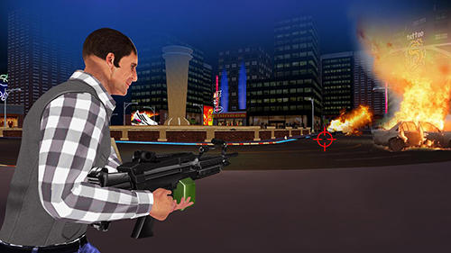 Screenshots von San Andreas crime simulator game 2017 für Android-Tablet, Smartphone.