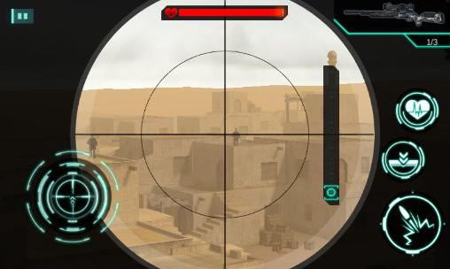 Get full version of Android apk app Sandstorm sniper: Hero kill strike for tablet and phone.