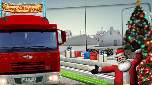 Santa Christmas gift delivery screenshot 1 & Santa Christmas gift delivery for Android - Download APK free