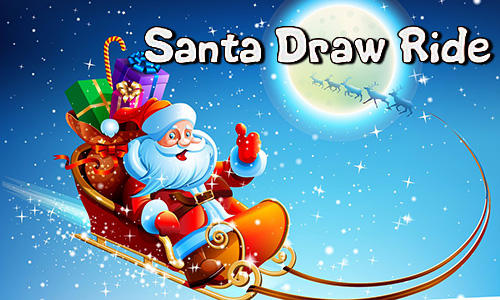 Santa draw ride: Christmas adventure обложка