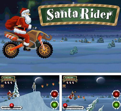 In addition to the game Magical Christmas for Android phones and tablets, you can also download Santa rider for free.