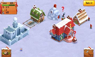 Screenshots von Santa's Village für Android-Tablet, Smartphone.