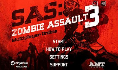 SAS Zombie Assault 3 poster