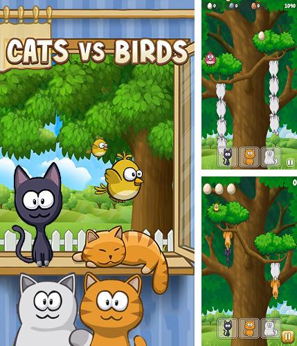 In addition to the game Mr. Bean: Risky ropes for Android phones and tablets, you can also download Сats vs birds for free.