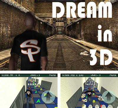 In addition to the game The Night Flier for Android phones and tablets, you can also download SaulPaul Dream in 3D for free.