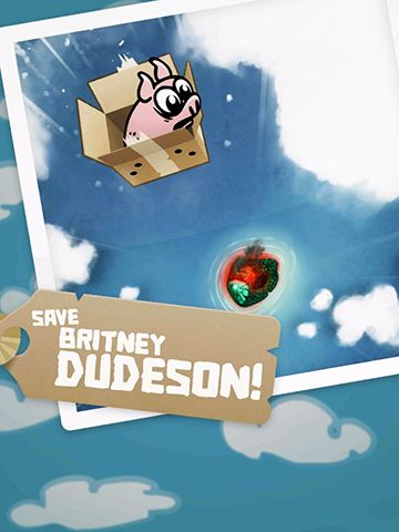 Save Britney Dudeson! poster