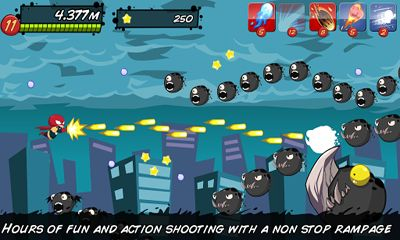 Download Save The Earth Monster Alien Shooter Android free game.