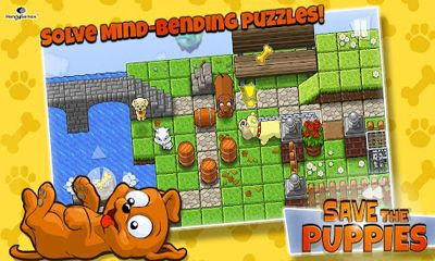 Download Save the Puppies Android free game.