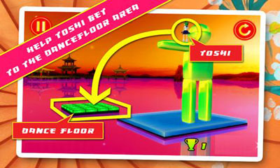 Download Save Toshi HD Android free game.