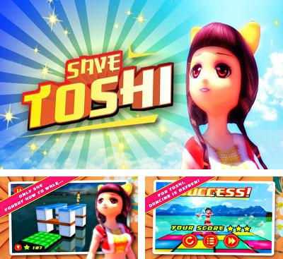 In addition to the game Goats in Trees for Android phones and tablets, you can also download Save Toshi HD for free.