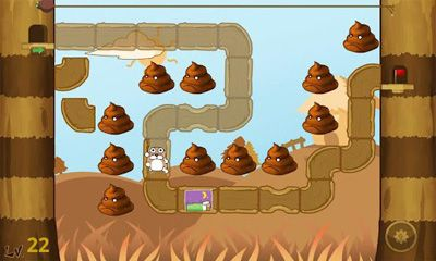Screenshots of the Saving Hamster Go Go for Android tablet, phone.