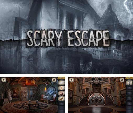In addition to the game Pirate escape for Android phones and tablets, you can also download Scary escape for free.