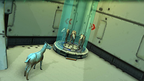 Scary goat space rampage screenshot 1