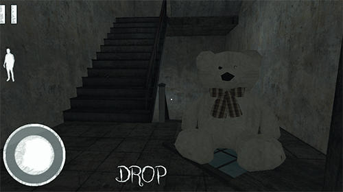 Scary hospital: 3d horror game adventure screenshot 1
