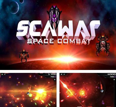 In addition to the game Legends Arcana for Android phones and tablets, you can also download SCAWAR Space Combat for free.