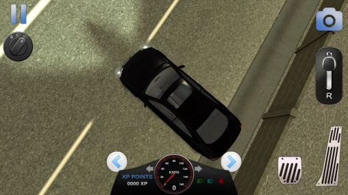 Screenshots von School driving 3D für Android-Tablet, Smartphone.