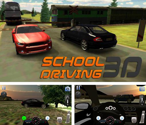 In addition to the game Drive for Android phones and tablets, you can also download School driving 3D for free.