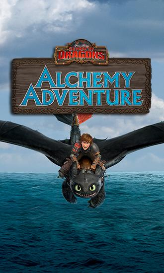 School of dragons: Alchemy adventure poster