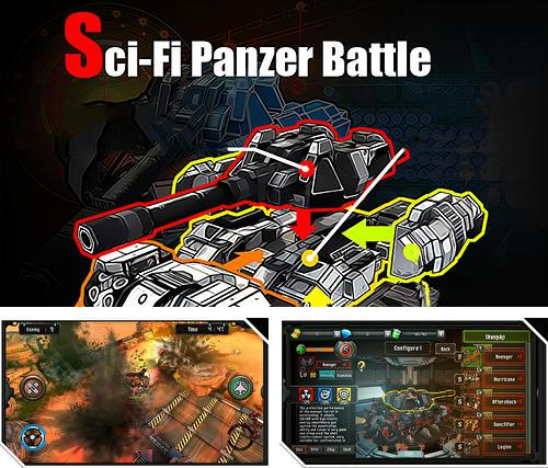 In addition to the game Noblemen: 1896 for Android phones and tablets, you can also download Sci-fi panzer battle: War of DIY tank for free.