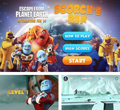 In addition to the game Panda Jump for Android phones and tablets, you can also download Scorch's Run for free.