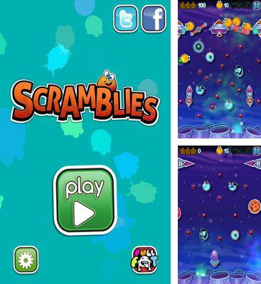In addition to the game Destructis for Android phones and tablets, you can also download Scramblies for free.
