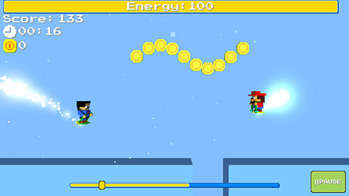 Screamy ski screenshot 3