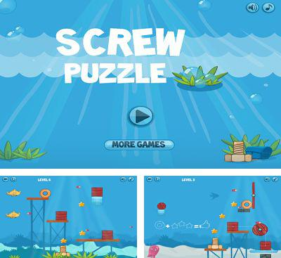 In addition to the game 100 Missions: Las Vegas for Android phones and tablets, you can also download Screw Puzzle for free.
