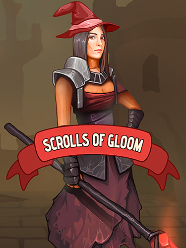Scrolls of gloom poster