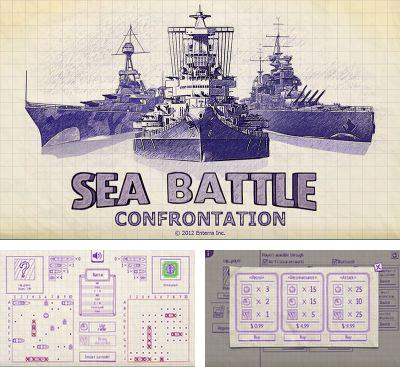In addition to the game Battleships for Android phones and tablets, you can also download Sea Battle Confrontation for free.