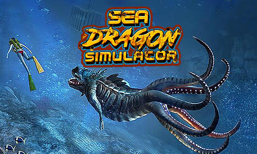 Sea dragon simulator poster
