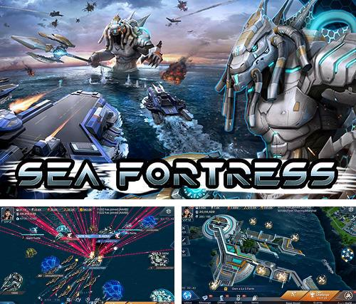 Sea fortress: Epic war of fleets