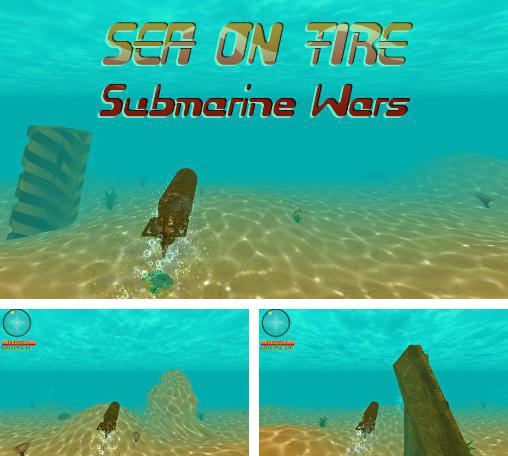 In addition to the game Deadly Abyss 2 for Android phones and tablets, you can also download Sea on fire: Submarine wars for free.
