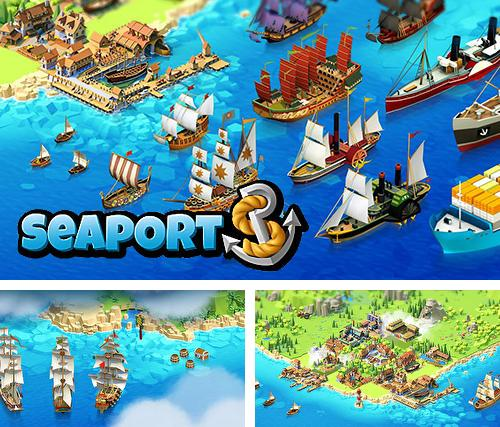 Seaport: Explore, collect and trade