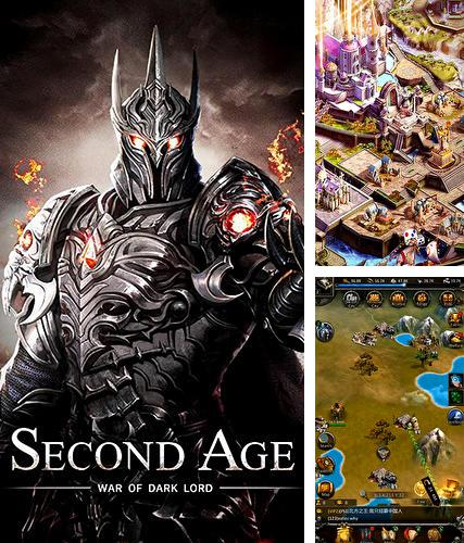 Second age: War of dark lord