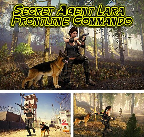 In addition to the game Last day fort night survival: Force storm. FPS shooting royale for Android phones and tablets, you can also download Secret agent Lara: Frontline commando TPS for free.