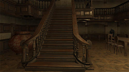 Screenshots do Secret of Harrow manor lite - Perigoso para tablet e celular Android.