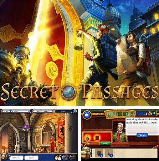 In addition to the game Hidden Fantasy World for Android phones and tablets, you can also download Secret passages: Hidden objects for free.