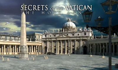 Secrets of the Vatican обложка