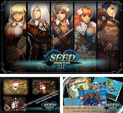 In addition to the game ADVENA for Android phones and tablets, you can also download Seed 3 for free.