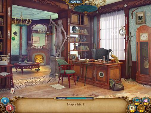 Screenshots do Seeker's notes: Mysteries of Darkwood - Perigoso para tablet e celular Android.