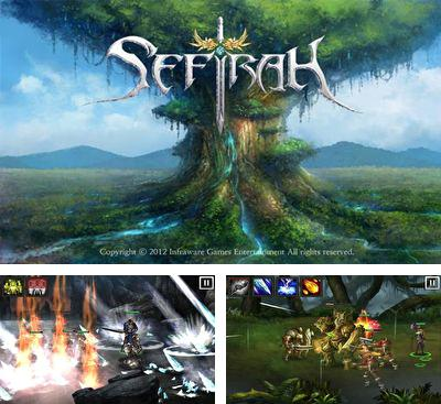In addition to the game Heroes War for Android phones and tablets, you can also download Sefirah for free.