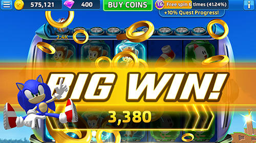 SEGA slots screenshot 3