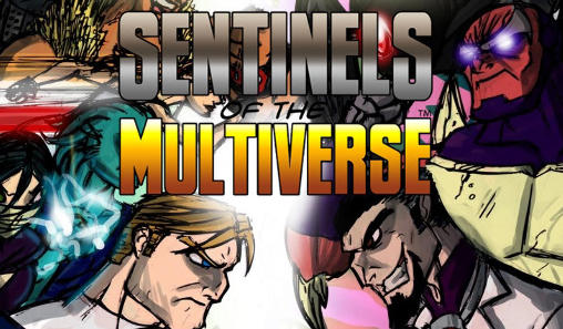 Sentinels of the multiverse poster