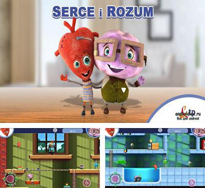 In addition to the game Run Like Hell! for Android phones and tablets, you can also download Serce i Rozum for free.
