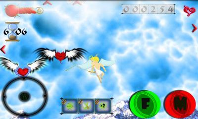 Screenshots do Seven Hearts - Perigoso para tablet e celular Android.