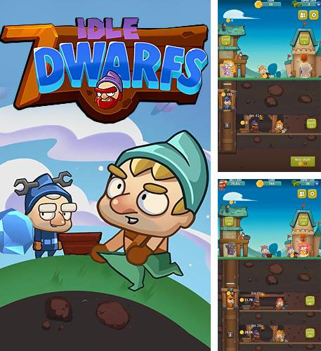 In addition to the game Mr. Bean: Risky ropes for Android phones and tablets, you can also download Seven idle dwarfs: Miner tycoon for free.