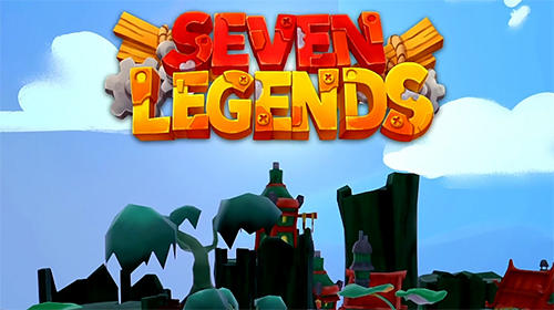 Seven legends: Craft adventure обложка