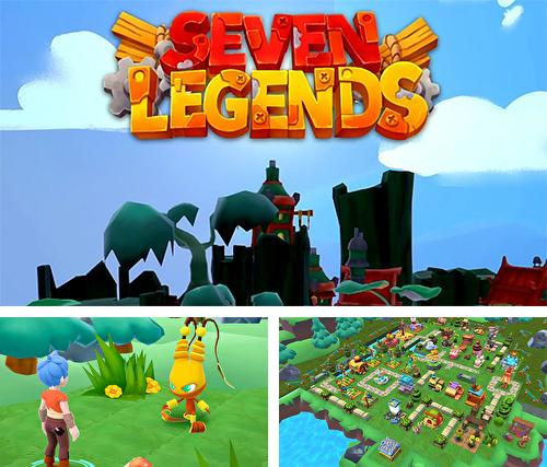 Seven legends: Craft adventure
