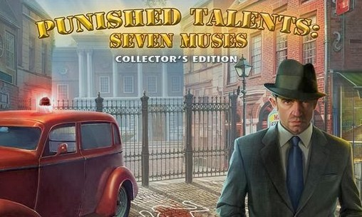 Seven muses: Hidden Object. Punished talents: Seven muses обложка