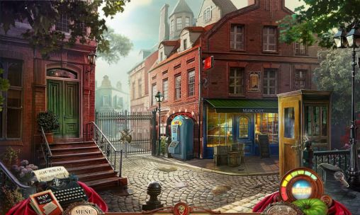 Seven muses: Hidden Object. Punished talents: Seven muses скриншот 2